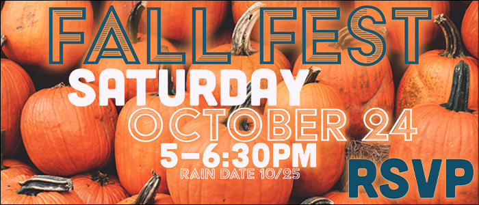 RSVP to Fall Fest